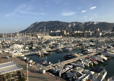 Marina at Denia