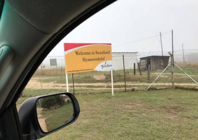 Swaziland!