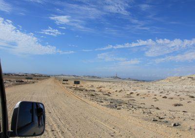 Diaz Point peninsula