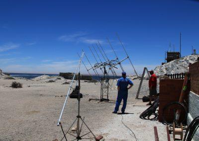 1296 MHz 59el yagi