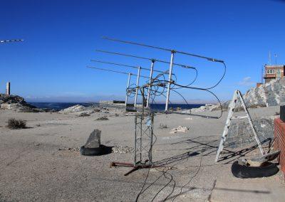 432 MHz 8x12 el yagi