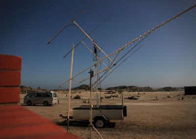 144 and 1296 MHz antennas