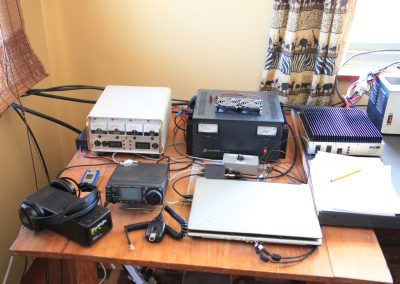 1296 and 432 MHz station