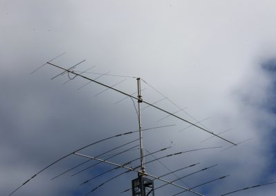 50 MHz 11el 2.5wl yagi
