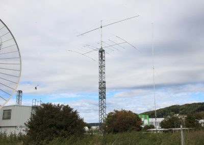 24m tower HF & 50 MHz