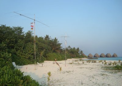 7el yagi for 50 MHz, 400W, no elevation