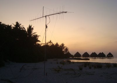 28el cross-yagi, 400W for 144 MHz