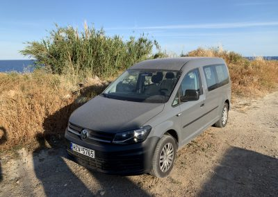 VW Caddy long