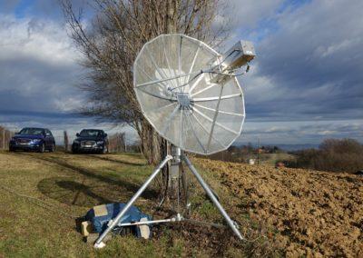 1296 MHz ready