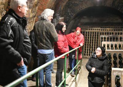 Radgonske Gorice (sparkling wine) Cellar